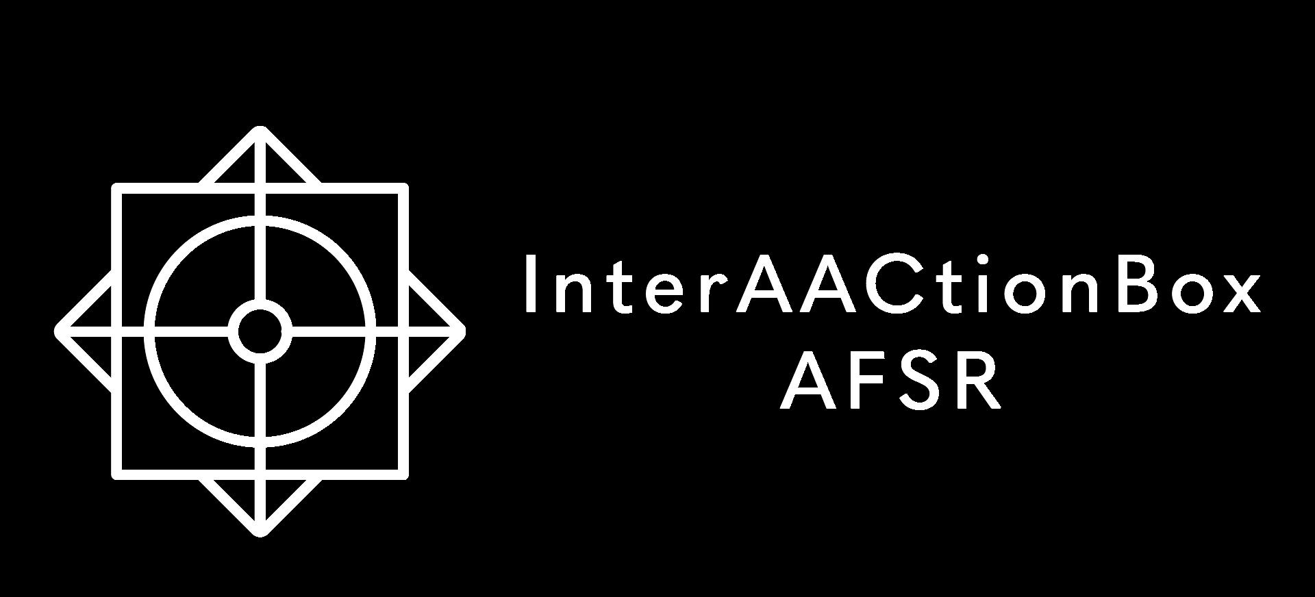 InterAACtionBox-AFSR